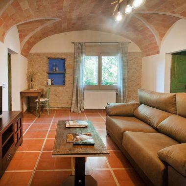 Cal Ferrer Pujol - sala d'estar