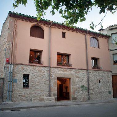 Cal Ferrer Pujol - façana